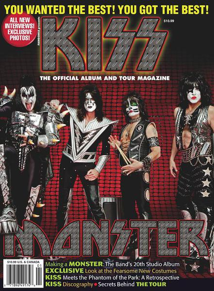 Kiss monster album image search results