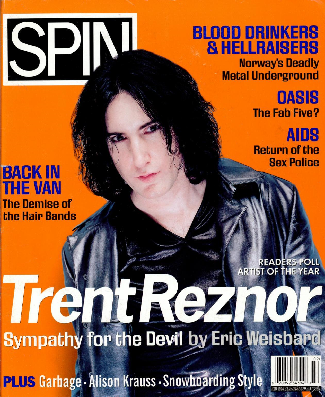 spin magazine contact
