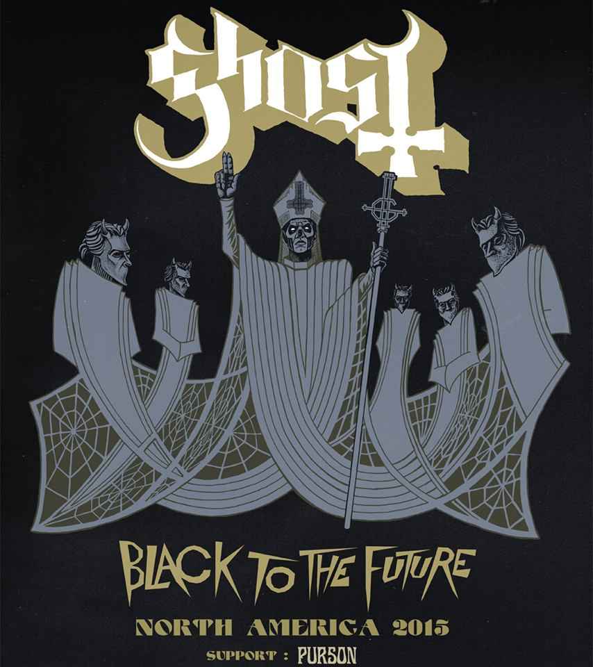 Ghost s nameless ghoul we go into the studio with the for Kid rock 3rd annual fish fry