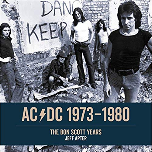 ACDC-The-Bon-Scott-Years-Book